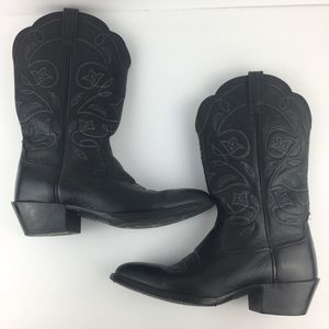 Ariat Shoes - Ariat Heritage R Toe Western Boot